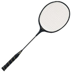 Champion Sports Molded ABS Frame Badminton Racket - intl