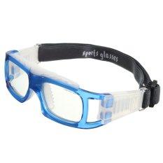 Beli Channy Sports Sepak Bola Basket Kacamata Bersepeda Kacamata Pelindung Mata Kacamata Pengaman Biru Murah Tiongkok