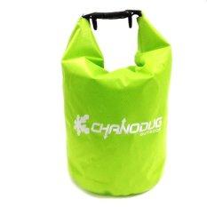 Chanodug Dry Bag Side Tas Anti Air Fx 8347 5L - Hijau