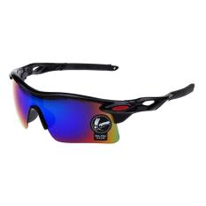 Harga Cocotina Keren Pria Kolam Olahraga Bersepeda Kacamata Sepeda Berkuda Hitam Bingkai Kacamata Hitam Hijau Merkuri Cocotina Online