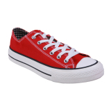 Beli Compass Kg 032 Low Cut Sneakers Red Nyicil