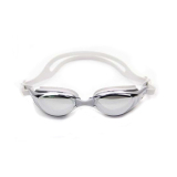 Harga Cool Silver Cleacco Swimming Goggles Anti Fog And U V Protection Dl 603 Silver Terbaru