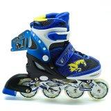 Harga Cool Slide Sepatu Roda Inline Ban Full Karet Biru Sepaturoda Inline Skate Ban Full Karet Biru Asli