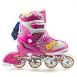 Beli Cool Slide Sepatu Roda Inline Ban Full Karet Pink Sepaturoda Inline Skate Ban Full Karet Pink Murah Di Indonesia