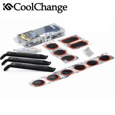 CoolChange Peralatan Tambal Ban Sepeda - Black