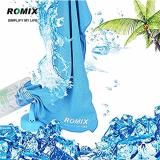Jual Cooling Towel Romix Cooling Towels Reusable Sweat Absorbent Towel For Instant Releaf Super Soft Breathable For Workout Fitness Running Other Sports Original