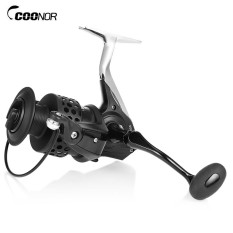 Harga Coonor 11 1Bb Spinning Fishing Reel With Foldable Cnc Handle Metal Foot Base Vr6000 Intl Yang Murah