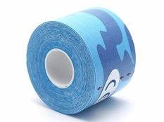 Cotton Elastis Kinesiologi Terapeutik Tape, Olahraga Profesional Otot Kaset-Intl