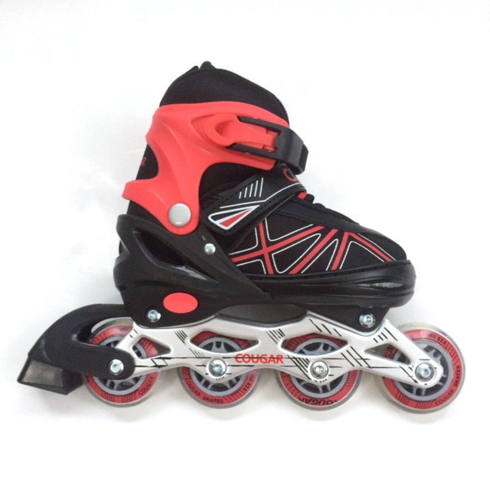 Pencarian Termurah Cougar Inline Skate Sepatu Roda C1- Red Size 39-42 sale - 85671a23e2