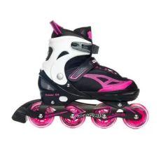 Jual Cougar Sepatu Roda Power G4 Pink Cougar Original