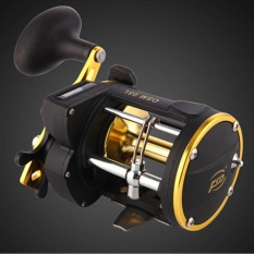 Toko Counter Alarm Bell Spinning Reel Drum Fishing Vessel Trolling Boat Plate Baitcast Right Wheel Intl Termurah Di Tiongkok