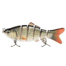Spesifikasi Crankbaits Penangkapan Ikan Umpan Yang Tersedia Multi Bersendi Hidup Seperti Swimbaits Crankbaits Par Lebih Penangkapan Ikan Kait 6 Segmen 18G 9 5 Cm Dan Harganya