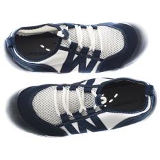Beli Cressi Elba Putih Biru Foot Wear Pantai Shoes Quick Drying Shoes Breathable Jaring Udara Atas Sepatu Secara Angsuran