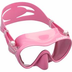 Beli Cressi F1 Kecil Pink Masker Menyelam Anak Perempuan Junior Usia 9 14 Yang Bagus
