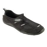 Jual Beli Online Cressi Noumea Hitam Kaki Memakai Pantai Shoes Quick Drying Sepatu Breathable Jaring Udara Atas Sepatu