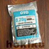 Harga Cyc Bb 20G 5000Rds White Asli Cyc