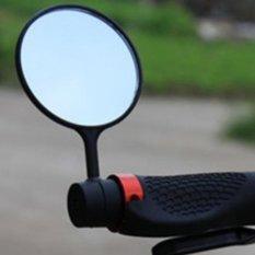 Jual Bersepeda Sepeda Stang Fleksibel Aman Pemandangan Belakang Kaca Spion 2 Buah Branded Original