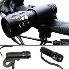Harga Bersepeda Sepeda Sepeda Led Lampu Kepala Depan Lampu Obor Dengan Mount Intl Oem Ori