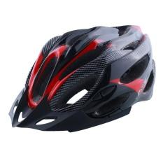 Jual Helm Sepeda Dengan Visor Ringan Bahan Tahan Banting Tali Bisa Disesuikan Oem