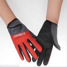 Cycling Sport Gloves (Black)