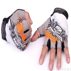 Cycling Sport Half Finger Gloves