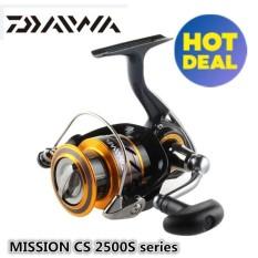 MISI DAIWA CS S 100% Original Spinning Fishing Reel 2000 S 2500S4000S 3 + 1 Ball Bearing Spinning Fishing Reel (2500) & Nbsp;-Intl