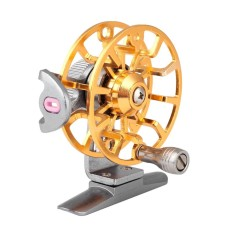 Darable Cocok Outdoor Baitcasting Umpan Crank Cast Reel Rod Ice Fishing Trolling Kanan-Internasional