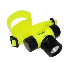 Spesifikasi Dbest Diving Rechargeable Cree Led Headlight Lampu Kepala Murah Berkualitas