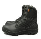 Dbest Kudastore Sepatu Boot Hiking Delta High Quality Outdoor Hitam Murah