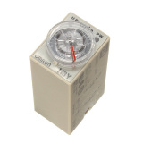 Jual Dc 12 V Waktu Tunda Relai Daya Pada Waktu 60 Minutes Solid Soket Tunda H3Y 2 Dasar Grosir