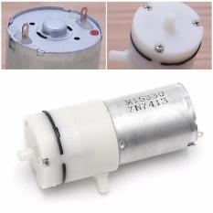 DC 12 V Electric Micro Vacuum Air Pompa Booster untuk Perawatan Medis Instrumen-Intl