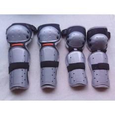 Deker Anak Protector Pelindung Lutut Dan Siku / Knee Shin Guard - Bba937
