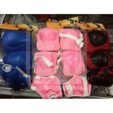 Deker / Pelindung Lutut- Siku Dan Telapak Tangan Deker Anak - 9767Ce