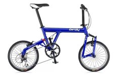 Delta Cycle Birdy Classic - Biru