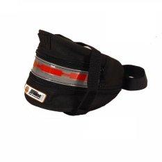 DeltaCycle Strida Saddle Bag - Hitam