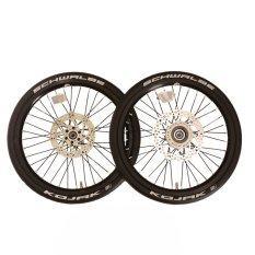 Deltacycles Strida Alloy Wheelset 18 Black