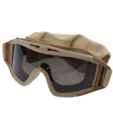 Desert Locust Balistik Kacamata (3 Buah Perlindungan Membagi Lensa Dalam Satu Kemasan, Harganya For 3 Buah), Dril