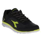 Diskon Diadora Basilio Sepatu Lari Grey Lime Diadora