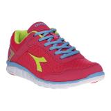 Jual Cepat Diadora Basilio Sepatu Lari Wanita Pink