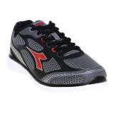 Beli Diadora Bavista Sepatu Lari Grey Red Online