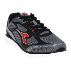 Harga Diadora Bavista Sepatu Lari Grey Red Termurah
