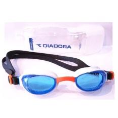 Iklan Diadora G5801Wr Kacamata Renang Blue Orange