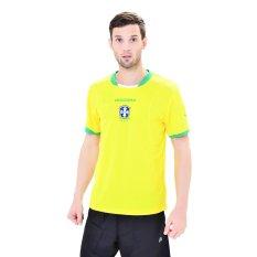 Harga Diadora Soccer Men S Top Brazil Kuning Diadora Baru