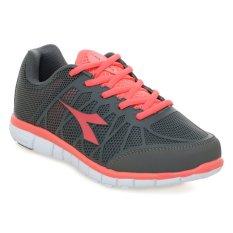 Beli Diadora Versa Sepatu Lari Wanita Pink Abu Abu Murah