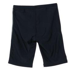 Jual Diadora Swimwear Mens Short Hitam Double Stripe Abu Abu Diadora Online