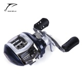 Harga Diao De Lai 6 3 1 6 1 Ball Bearing High Speed Umpan Casting Kiri Tangan Kanan Fishing Reel Kiri International Di Tiongkok
