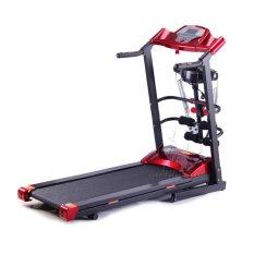 FREE ONGKIR SEJABODETABEK DIVO Alat Fitness Treadmill Elektrik 3 Fungsi QNZ 42-2