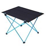Dk 1 Meja Meja Lipat Aluminium Paduan Untuk Hiburan Camping Kit Azure Intl Not Specified Diskon