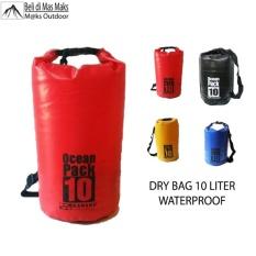 Harga Dry Bag 10 Liter Tas Anti Air Saat Olahraga Air Gadget Aman Waterproof