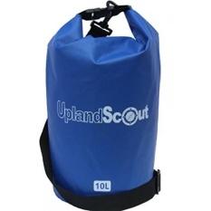 Dry Bag Oleh Upland Scout. 100% Tahan Air Tas Kering Basah. PVC TarpaulinMaterial. Perlindungan Penuh untuk Barang Berharga Anda Saat Berkemah. Hiking. Fishing. Kayak. Pantai. Berenang. & Berperahu-Intl